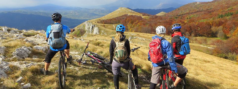 Slovenia Singletrack Adventure